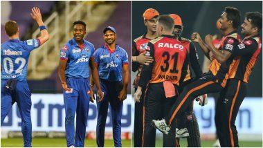 DC vs SRH, IPL 2020 Qualifier 2 Live Streaming: दिल्ली कॅपिटल्स आणिसनरायझर्स हैदराबाद यांच्यातील क्वालिफायर-2 लाईव्ह सामना व स्कोर पाहा Hotstar आणि Star Network वर