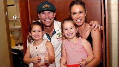 Sorry David Warner! ऑस्ट्रेलियन ओपनरच्यामुलीचा विराट कोहली आवडता क्रिकेटपटू, पत्नी Candice नेरेडिओ शोमध्ये खुलासा केला; पहा मजेदार व्हिडिओ