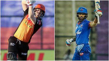 DC vs SRH, IPL Qualifier 2: दिल्ली कॅपिटल्सचा टॉस जिंकून पहिले फलंदाजी करण्याचा निर्णय, दिल्लीनेपृथ्वी शॉलादिला डच्चू, असा आहे दोन्ही संघांचाPlaying XI
