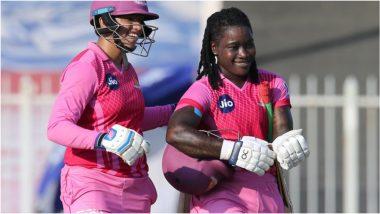 VEL vs TBL, Women's T20 Challenge 2020: डिएंड्रा डॉटिनच्या नाबाद खेळीनेट्रेलब्लेझरची विजयी सुरुवात, मिताली राजच्या वेलॉसिटीवर9 विकेटने केली मात