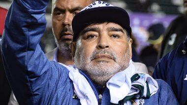 Diego Maradona Passes Away: अर्जेंटिनाचा महान फुटबॉलर 'डिएगो मॅराडोना'चे हृदयविकाराच्या झटक्याने निधन; 60 व्या वर्षी घेतला अखेरचा श्वास