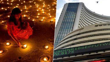 Muhurat Trading 2020: आज लक्ष्मी पूजनाच्या दिवशी मुंबई शेअर बाजारात कधी होणार मुहूर्त ट्रेडिंग? जाणून घ्या महत्त्वाच्या वेळा!