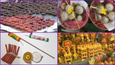Eco Friendly Diwali 2020: शेणापासून बनवलेले दिवे, रांगोळी ते Green Firecrackers असा साजरा करू शकता यंदा कोरोनाच्या सावटाखाली सुरक्षित दीपोत्सव 2020!