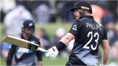 NZ vs WI 2nd T20I: Glenn Phillips ने न्यूझीलंडसाठी मारले सर्वात जलद टी-20 शतक, वेस्ट इंडिजविरुद्ध Kiwi संघाने केली धावांची बरसात