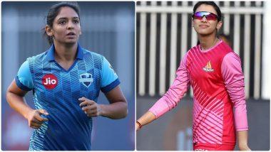 Women's T20 Challenge: हरमनप्रीत कौरचा टॉस जिंकून बॅटिंगचा निर्णय, पाहाPlaying XI