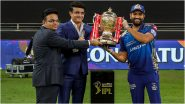 IPL 2021 Resumption: आयपीएल पुन्हा सुरु करण्याबाबत सौरव गांगुलीने दिले संकेत, न झाल्यास होणार हजारो कोटींचं नुकसान