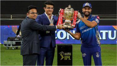 IPL 2020 च्या आयोजनातून BCCI झाले मालामाल, तब्बल 'इतक्या' कोटींची केली कमाई; आकडा वाचून व्हाल थक्क