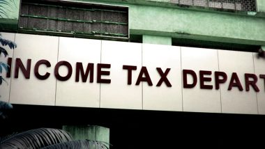 Income Tax Notice: शरद पवार यांच्यानंतर महाराष्ट्रातील आणखी एका नेत्याला आयकर विभागाची नोटीस