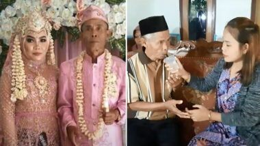 Not a Match! 78 वर्षीय व्यक्तीचे 17 वर्षीय मुलीसोबत लग्न; अवघ्या 22 दिवसांत घटस्फोट