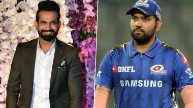 Irfan Pathan On Rohit Sharma: 'रोहित शर्मा एम एस धोनी आणि सौरव गांगुली यांचे मिश्रण', इरफान पठाण याचे मुंबई इंडियन्स कर्णधाराच्या लीडरशिपचे कौतुक