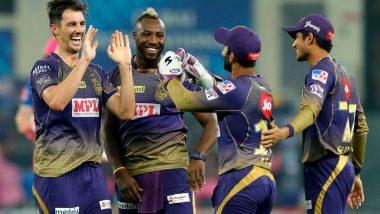 KKR vs RR, IPL 2020: कोलकाताच्या भेदक गोलंदाजीपुढे राजस्थान ढेर, नाईट रायडर्सचा 60 धावांनी रॉयल विजय