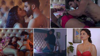 KOOKU Hot Web Series Video: नवऱ्याच्या विवाहबाह्य संबंधामुळे त्रासलेल्या पत्नीने उगवला सूड; अनोळखी व्यक्तीबरोबर ठेवले शारीरिक संबंध; पहा बोल्ड व्हिडिओ