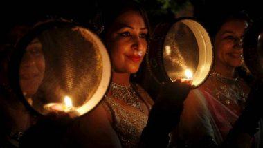 Karwa Chauth 2020 Moon Rise Timing on 4 November: करवा चौथच्या संध्याकाळीकोणत्या शहरात किती वाजता दिसेल चंद्र; जाणून घ्या