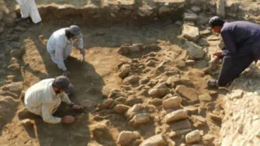 पाकिस्तान मध्ये आढळले 1300 वर्ष जुन्या भगवान विष्णू मंदिराचे अवशेष