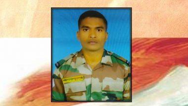 Martyr Sangram Patil Funeral in Nigwe,Kolhapur: शहीद संग्राम पाटील यांचे पार्थिव कोल्हापरमध्ये दाखल, निगवे गावात होणार अंत्यसंस्कार