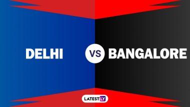 DC vs RCB Toss Report: ऋषभ पंतने टॉस जिंकला, दिल्ली कॅपिटल्स प्रथम गोलंदाजी करणार