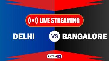 RCB vs DC, IPL 2020 Live Streaming:रॉयल चॅलेंजर्स बेंगलोर आणि दिल्लीकॅपिटल्सयांच्यातील आयपीएल लाईव्ह सामना आणि स्कोर पाहा Hotstar आणि Star Network वर