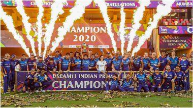 IPL 2020 चे युएई येथे आयोजन करण्यासाठी BCCIने अमिराती क्रिकेट बोर्डाला कोटी रुपयांची दिली मोठी रक्कम, ऐकून तुमचे डोळे विस्फारतील