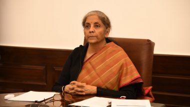 Nirmala Sitharaman: मोठ्या आर्थिक पॅकेजची घोषणा होण्याची शक्यता, अर्थमंत्री निर्मला सीतारमण घेणार पत्रकार परिषद
