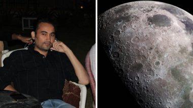 उल्हासनगर मधील बांधकाम व्यावसायिक राम वाधवान यांची चंद्रावर जमीन खरेदी
