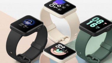 Redmi Watch लॉन्च, युजर्सला मिळणार 12 दिवसांचा बॅटरी बॅकअपसह 'हे' फिचर्स