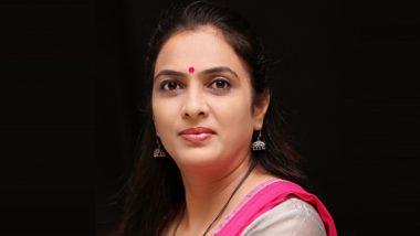 Rohini Khadse Tests Positive: जळगाव जिल्हा मध्यवर्ती सहकारी बँक अध्यक्षा रोहिणी खडसे कोरोना व्हायरस संक्रमित