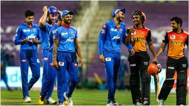 DC vs SRH, IPL 2020 Qualifier 2: दिल्लीने रोखला सनरायझर्सचा विजयी रथ! क्वालिफायर2 मध्ये 17 धावांनी विजय मिळवत पहिल्यांदा फायनलमध्ये मारली धडक