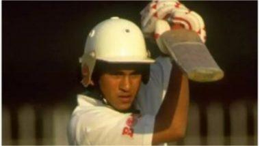 On This Day in 1989: सचिन तेंडुलकरने आजच्या दिवशी आंतरराष्ट्रीय क्रिकेटमध्ये ठेवले पहिले पाऊल, मास्टर-ब्लास्टरला BCCIने म्हणाले थँक यू!