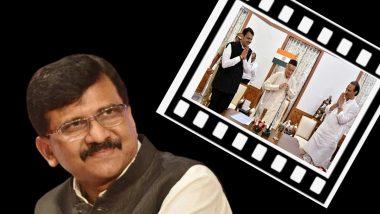 Sanjay Raut On Bjp Devendra Fadanvis-Ajit Pawar Oath: पहाटे पहाटे मला जाग आली…अजून ते झोपलेले नाहीत; संजय राऊत यांचा भाजपला पुन्हा टोला