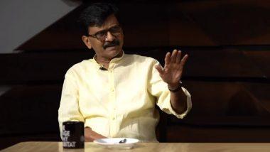 Sanjay Raut On Metro Carshed: कोर्टाने काहीही आदेश देऊ द्या, मेट्रो कारशेड कांजूरमार्गलाच होणार- संजय राऊत