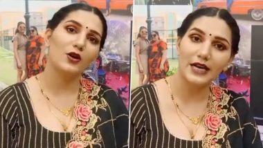 Sapna Choudhary Video: सपना चौधरी आई बनल्यानंतर तिचा नवा अवतार आला समोर, हरयाणवी डान्सरचा नवा व्हिडिओ आला समोर
