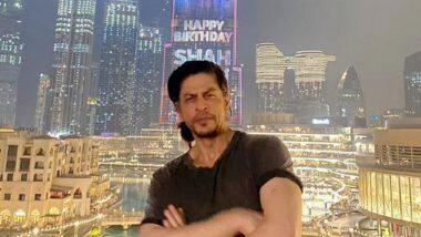 Burj Khalifa Honours Shah Rukh Khan: शाहरुख खान ला वाढदिवसाच्या दिवशी बुर्ज खलिफाकडून मिळाला 'हा' मोठा सन्मान; पहा व्हिडिओ
