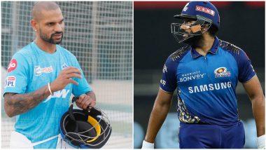 MI vs DC, IPL 2020 Qualifier 1: रोहित शर्माच्या 'या' कमजोरीचादिल्ली कॅपिटल्स उचलणार फायदा, MI विरुद्धआयपीएल क्वालिफायरपूर्वी शिखर धवनचे मोठे विधान