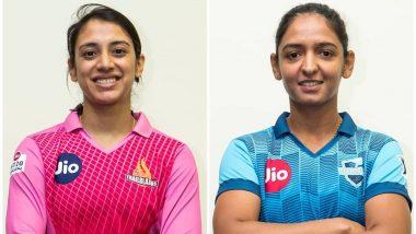TBL vs SNO, Women's T20 Challenge, Live Streaming: ट्रेलब्लेझर आणि सुपरनोव्हासयांच्यातील महिला टी-20 चॅलेंज लाईव्ह सामना आणि स्कोर पाहा Hotstar आणि Star Network वर