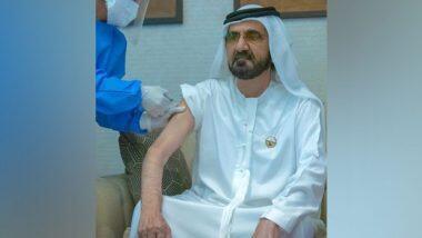 COVID-19 Vaccine: युएईचे पंतप्रधान Sheikh Mohammed Bin Rashid Al Maktoum यांना देण्यात आली कोरोना विषाणू लस