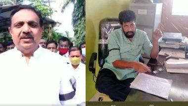 Karnataka Rajyotsava 2020: बेळगावसह सीमाभागात आज मराठी बांधवांकडून काळा दिन; महाराष्ट्रात मंत्री जयंत पाटील, बच्चू कडू यांच्याकडून हातावर काळ्या फिती बांधून निषेध व्यक्त