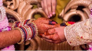 Shubh Vivah Muhurat 2021: नवीन वर्षात केवळ 'या' तारखेला पार पडणार लग्नसोहळा; जाणून घ्या पुढील वर्षातील लग्नाचे शुभ मुहूर्त