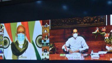 महाराष्ट्रात SII च्या COVID 19 vaccine चे लसीकरण, वितरण कशा पद्धतीने व्हावं यासाठी टास्क फोर्स ची स्थापना; मुख्यमंत्री उद्धव ठाकरे यांची PM नरेंद्र मोदींना माहिती