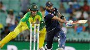 IND vs AUS 3rd ODI: विराट कोहली 'मास्टर-ब्लास्टर' सचिनच्यावरचढ!12,000 आंतरराष्ट्रीय धावा करणारा बनला सर्वात जलद 'रनमशीन'