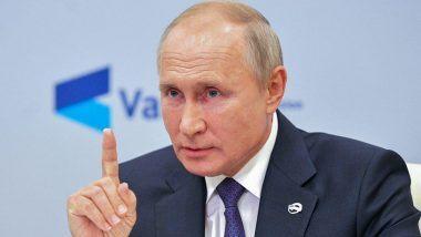 रशियाचे राष्ट्रपती Vladimir Putin पार्किन्सन आजाराने त्रस्त? The Sun च्या रिपोर्टनंतर व्हायरल होणाऱ्या बातमीवर Kremlin कडून खुलासा