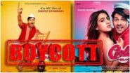 Varun Dhawan आणि Sara Ali Khan च्या कुली नंबर 1 वर बहिष्कार घालण्याची मागणी; ट्रेलर प्रदर्शित झाल्यानंतर ट्विटर वर #BoycottCoolieNo1 ट्रेंडींग
