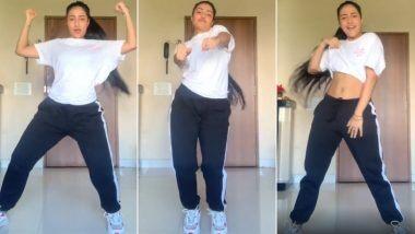 Yuzvendra Chahal याची होणारी पत्नी Dhanashree Verma हिचा 'शरारा शरारा' गाण्यावर धमाकेदार डान्स (Watch Video)