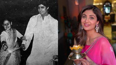 Happy Diwali: अमिताभ बच्चन, शिल्पा शेट्टीसह 'या' कालाकारांनी दिवाळीसाठी चाहत्यांसाठी सोशल मीडियात पोस्ट करत दिल्या  खास शुभेच्छा