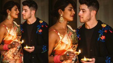 Diwali 2020: प्रियंका चोपडा हिने शेअर केला निक जोनस सोबत दिवाळी साजरा करतानाचा सुंदर फोटो, दोघांची केमिस्ट्री पाहून व्हाल हैराण