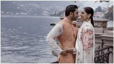 DeepVeer 2nd Wedding Anniversary: लग्नाच्या दुसऱ्या वाढदिवसानिमित्त दीपिका पदुकोण व रणवीर सिंह यांनी दिल्या एकमेकांना शुभेच्छा; शेअर केले रोमँटिक फोटो (See Photos)