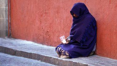 Millionaire Beggar Woman: आश्चर्यकारक! भिकारी महिलेच्या बँक खात्यात सापडले 1.4 कोटी रुपये