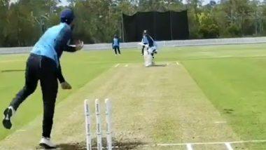 Australia Tour of India 2020: ऑस्ट्रेलिया विरुद्ध भारतीय क्रिकेट संघाचा नेटमध्ये कसून सराव; विराट कोहली याने शेअर केला व्हिडिओ
