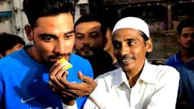 'मियाँ, तणाव घेऊ नको, मनाने मजबूत रहा'! Mohammed Siraj याच्या वडिलांच्या निधनानंतर Virat Kohli याच्या सकारात्मक शब्दांनी गोलंदाजाला मिळाले बळ