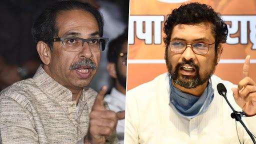 BJP Criticizes Uddhav Thackeray: जनतेची दखल घेण्याऐवजी त्यांच्यावरच व्यक्त केली नाराजी; मुख्यमंत्री उद्धव ठाकरे यांच्या संबोधनावर भाजपची टीका