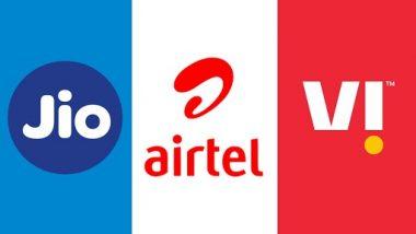 Jio, Airtel आणि Vodafone-idea चे 'हे' आहेत सर्वात स्वस्त प्रीपेड प्लान; पहा संपूर्ण लिस्ट